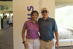 Telus Swing for a Cure - 2014